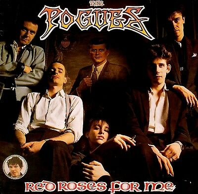 The Pogues - Red Roses For Me.   New Sealed Vinyl  Lp  Record + Mp3 Download