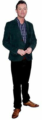 Stephen Mulhern Cardboard Cutout (life size OR mini size). Standee. Stand Up.
