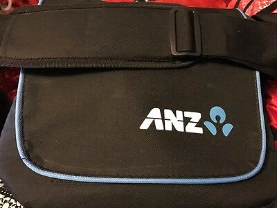 ANZ  eftpos bag for a portable terminal Padded with shoulder strap