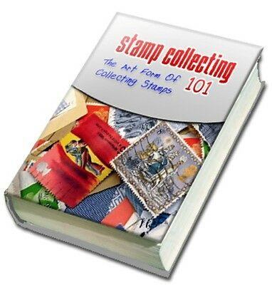 All About Stamp Collecting - PDF eBook