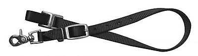 Showman BLACK Nylon Wither Strap For Horse Breast Collar! Barrel Racing! TACK!