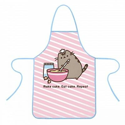 Pusheen Official Cat kitchen Cooking Apron Super Cute One Size Fits All Adults