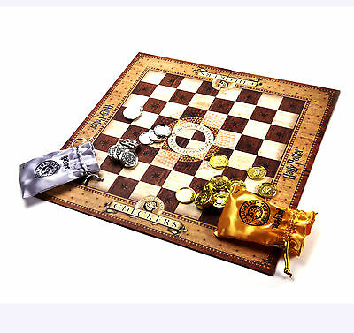 Harry Potter Grignotts Bank Checkers Set