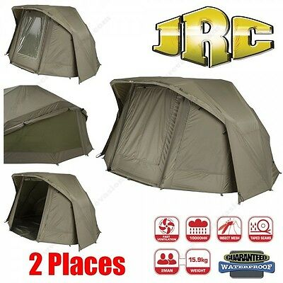 Biwy 2 Places Jrc Cocoon 2G Twin Skin + Surtoile