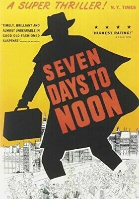 Seven Days To Noon (2015, DVD NUEVO) (REGION 1)