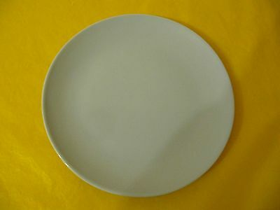 """VINTAGE BRANKSOME PLATE dia 9.25"""" light BLUE, used in VGC (0.6/111)"""