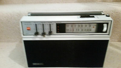 Benson 8 - Track Stereo Portable Player With Mw/fm/mpx Radio