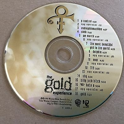 Prince - The Gold Experience - CD