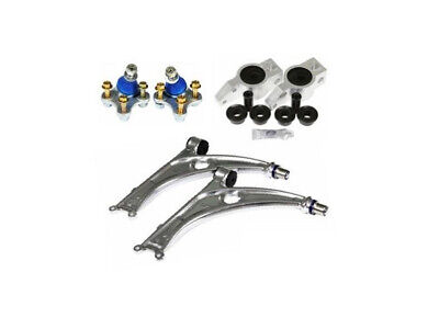 VW EOS Racingline Complete Front Alloy Control Arms VWR Volkswagen Racing