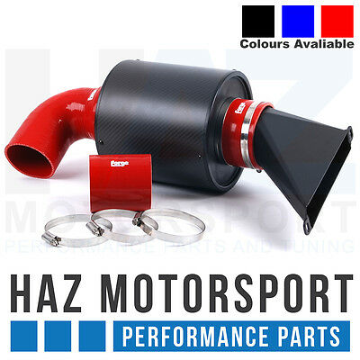 Audi A3 3.2 V6 Forge Motorsport Enclosed Induction Intake Air Filter Kit RED