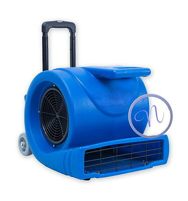 Air Mover / Blower Commercial Floor, Carpet, Wall Dryer (Metal Double Wind Fan)