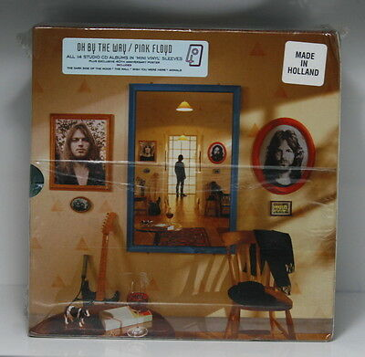 Pink Floyd - Oh By The Way - All 14 Studio CD Albums - Sealed