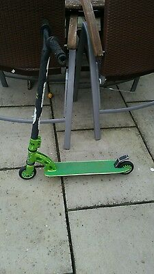 Mgp nitro lime green stunt scooter SOLD SOLD