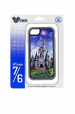 Walt Disney World D Tech iPhone 7 / 6 Case Skin NEW