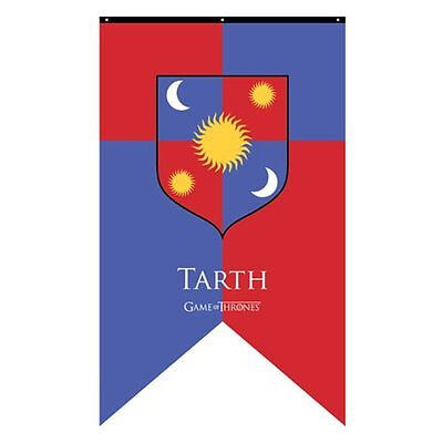 Game of Thrones New * Tarth Sigil Banner * Brienne 30 x 50 Fabric Poster Print