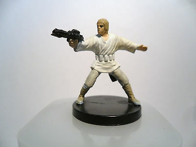 Luke Skywalker,Rebel,Star Wars  Universe  Star Wars Miniatures Luke Skywalker,Re