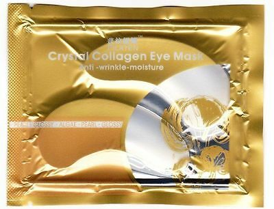 COLLAGEN EYE MASK x 2 + COLLAGEN LIP MASK x 2