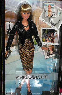 BARBIE URBAN JUNGLE THE LOOK 2015 NRFB - model doll collection collezione Mattel