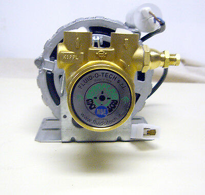 Rotoflow Rotary Vane Water Pump/  220v Motor for Commercial Espresso Machine