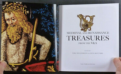 Medieval & Renaissance Antiques at the V&A Museum sculpture metalwork &c