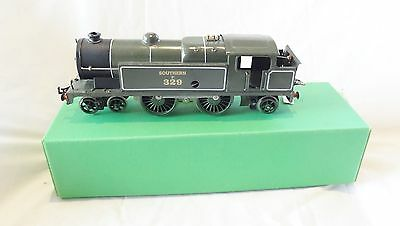 910:Boxed Hornby O Gauge No.2 special 4-4-2( Electric) Tank Locomotive Southern