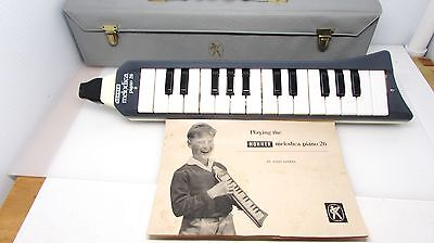 Vintage Hohner Melodica Harmonica Piano 26 Musical Instrument Germany_Make Offer