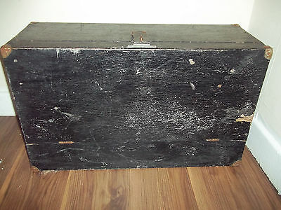 STUNNING vintage joiners chest • £19.99