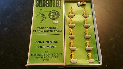Yellow Track Suited Heavyweight Team Ref No.103 Boxed