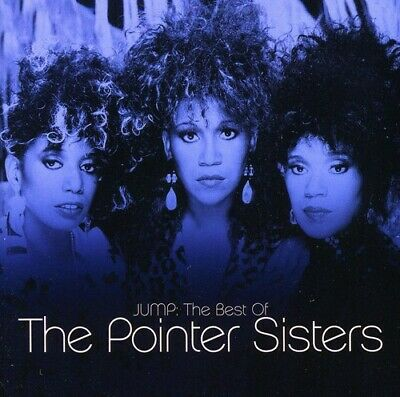 Jump-The Best Of - Pointer Sisters (2009, CD NUEVO)