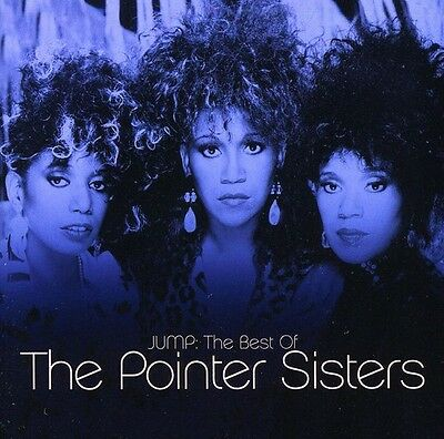 Jump-The Best Of - Pointer Sisters (2009, CD NUOVO)