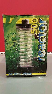 AQUA MEDIC CO2 Reactor 500 Diffuser for Tanks Aquariums up to 125 Gallons