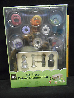 Making Memories Deluxe Grommet Kit #28304  Hole Punch Large & Small