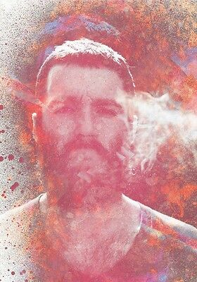 CHET FAKER Built on Glass PHOTO Print POSTER Nick Murphy Thinking in Textures 03