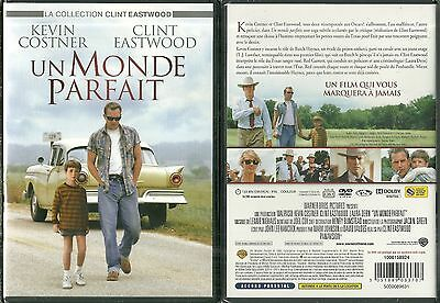 Dvd Un Monde Parfait Avec Clint Eastwood Kevin Costner Neuf Emballe New Sealed Eur 12 90 Picclick Fr