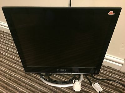 """Philips PHP-X17 17"""" LCD Monitor"""