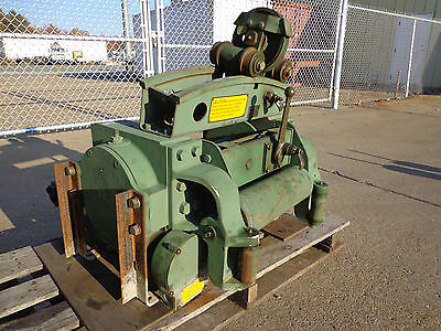 Hydraulic Winch RM Ind.  20,000lbs. With Level Wind & Cable Tensioner