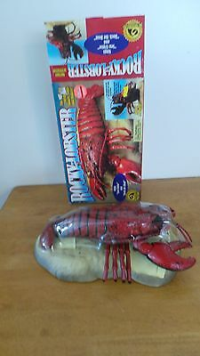 Rocky The Singing Lobster Sensational Crab Animal Stuffed Toys Motion Activited