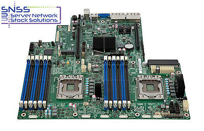 NEW Intel S2600WT2R Server Board DUAL Socket 2011-V3 C612 DDR4 1.54 TB Wildcat