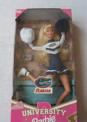 Florida University Barbie Cheerleader