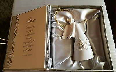 Roman, Inc. Angel Christmas Tree Ornament Heavenly Love.