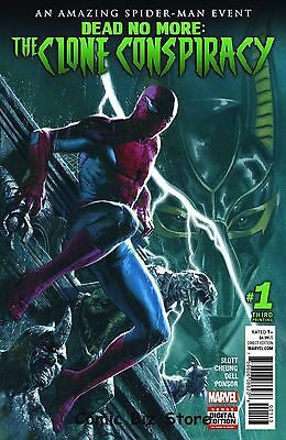 Clone Conspiracy #1 (Of 5)  (2016) Dellotto 3Rd Printing Variant Cover
