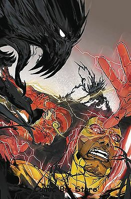 Flash #11 (2016) 1St Printing Dc Universe Rebirth Bagged & Boarded