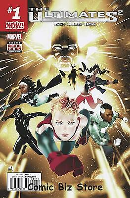 Ultimates 2 #1 (2016) 1St Printing Bagged & Boarded Marvel Now