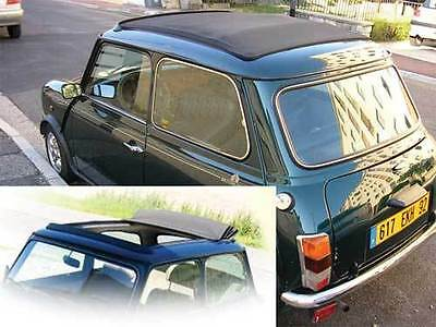 Mini Sunroof Roof Kit Outer Skin For British Open Classic & Nissan Pao