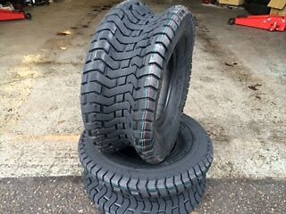 2x 18x9.50-8 4PR Lawn mower Grass cutting Golf buggy new turf tyres 18 9.50 8 x2