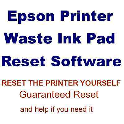 Wic Waste ink Pad Reset Key for Resetting waste ink pads on epson printers