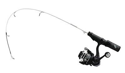 """13 Fishing White Out Ice Fishing Rod Reel Combo 29.5"""" M Evolve Guides WOC295M"""