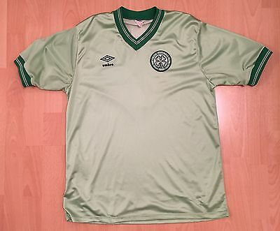 Rare Replica Umbro 1983-86 Celtic Football Shirt. Large Adults. Not Match Worn.