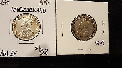 Lot of 2 Netherland 25 cents (DD94)