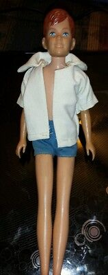 1965 Mattel Ricky doll #1090, Skippers and Barbie's friend